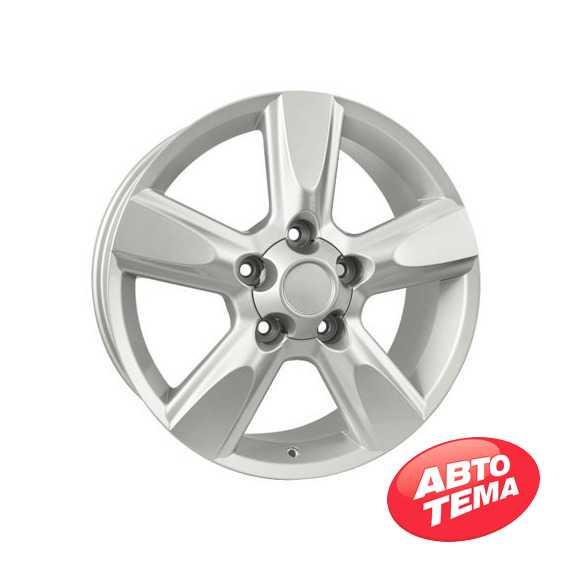 Replica Toyota A 565 Silver - Интернет магазин резины и автотоваров Autotema.ua