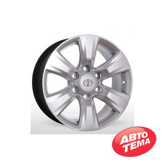 Replica Toyota A 282 Silver - Интернет магазин резины и автотоваров Autotema.ua