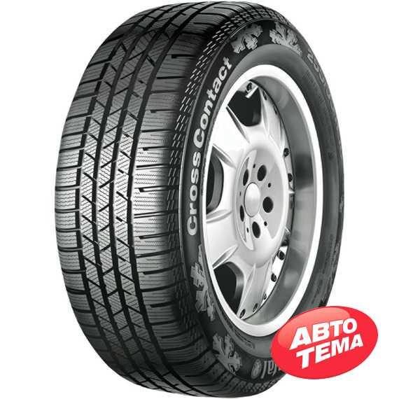 Купить Зимняя шина CONTINENTAL ContiCrossContact Winter 275/45R21 110V
