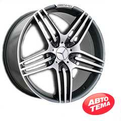 Купить REPLICA MercedesAMG JT1228 MB R19 W8.5 PCD5x112 ET38 DIA66.6
