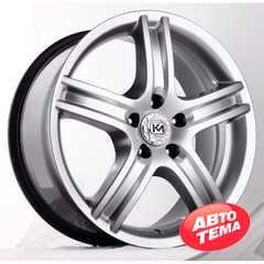 Купить KORMETAL KM 1018 H/B R18 W8 PCD5x114.3 ET40 DIA67.1