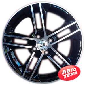 Купить ZD WHEELS 835 BMF R15 W6.5 PCD4x100 ET35 DIA72.6