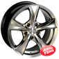 Купить ZW 683 HS R13 W5.5 PCD4x98 ET25 DIA58.6