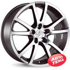 Купить FONDMETAL 7400 Titanium Polished R16 W7 PCD5x120 ET42 DIA72.6