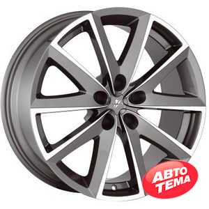 Купить FONDMETAL 7600 Titanium Polished R16 W7 PCD5x120 ET42 DIA72.6