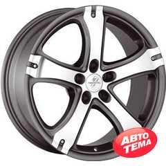 Купить FONDMETAL 7500 Titanium Polished R17 W7.5 PCD5x100 ET35 DIA57.1