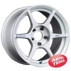 KOSEI K-1 Racing Silver - Интернет магазин резины и автотоваров Autotema.ua