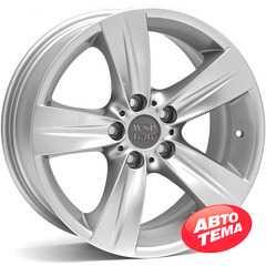 Купить WSP ITALY W659 BMW Fabiana Silver R18 W8 PCD5x120 ET34 DIA72.6