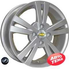 Купить REPLICA Zaz (Forza) Z614 S R14 W5.5 PCD4x114.3 ET44 DIA56.6
