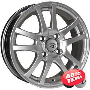 Купить REPLICA Hyundai 450 HS R15 W6 PCD4x100 ET43 DIA54.1