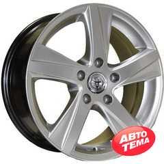 Купить REPLICA Toyota 7385 HS R16 W7 PCD5x114.3 ET40 DIA60.1