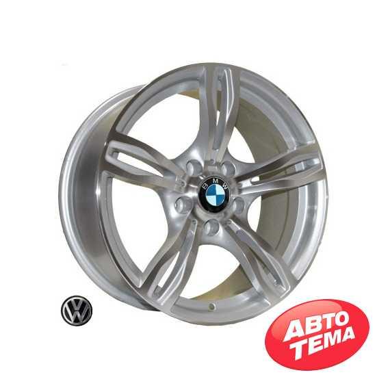 REPLICA Volkswagen Z492 SMF - Интернет магазин резины и автотоваров Autotema.ua