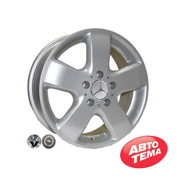 REPLICA Opel Z343 S - Интернет магазин резины и автотоваров Autotema.ua