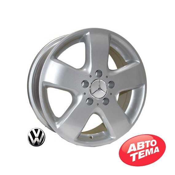 REPLICA Volkswagen Z343 S - Интернет магазин резины и автотоваров Autotema.ua