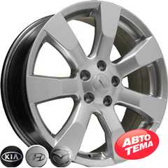 Купить REPLICA Kia D025 HS R18 W7 PCD5x114.3 ET38 DIA67.1
