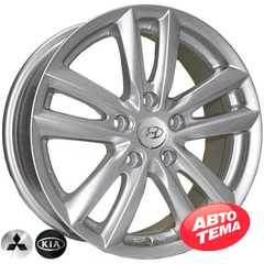 Купить REPLICA Kia 7311 SIL R16 W6.5 PCD5x114.3 ET43 DIA67.1