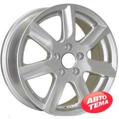 Купить REPLICA Volkswagen 7314 SIL R15 W6 PCD5x100 ET40 DIA57.1