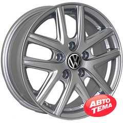 Купить REPLICA Volkswagen 4925 SL R15 W6 PCD5x112 ET45 DIA57.1
