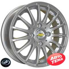 Купить REPLICA Chevrolet Z613 S R15 W6 PCD4x114.3 ET44 DIA56.6