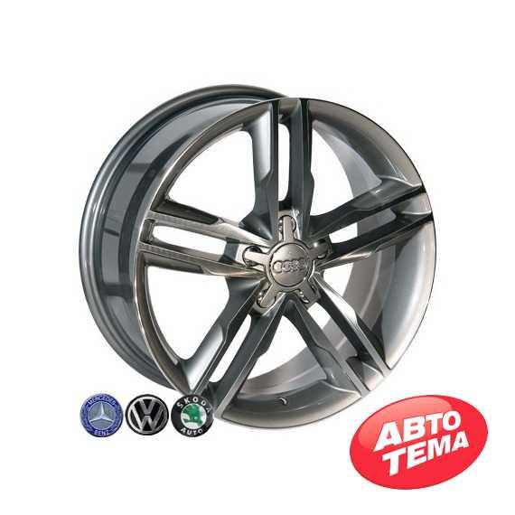 REPLICA Audi 536 GMF - Интернет магазин резины и автотоваров Autotema.ua
