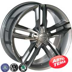 Купить REPLICA Mercedes 536 GMF R17 W7.5 PCD5x112 ET40 DIA66.6