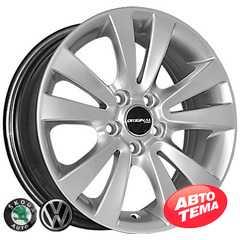 Купить ZY REPLICA Volkswagen 548 HS R15 W6 PCD5x100 ET38 DIA57.1