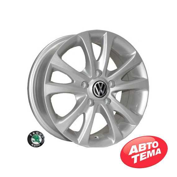 REPLICA VW Z180 S - Интернет магазин резины и автотоваров Autotema.ua