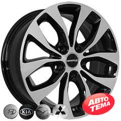 Купить REPLICA Kia ZY 659 BP R16 W6.5 PCD5x114.3 ET35 DIA67.1