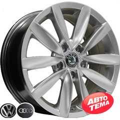 Купить REPLICA Audi D015 HS R16 W7 PCD5x112 ET43 DIA57.1
