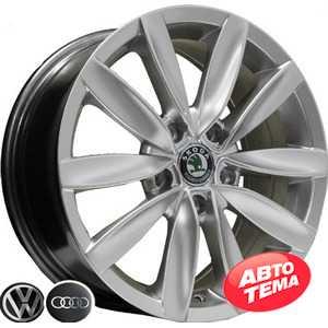 Купить REPLICA VW D015 HS R16 W7 PCD5x112 ET43 DIA57.1