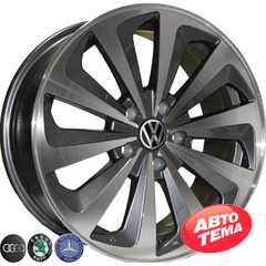 Купить REPLICA Audi 7321 EP R18 W8 PCD5x112 ET43 DIA66.6