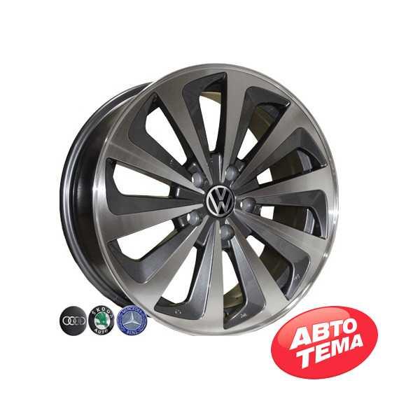 REPLICA Audi 7321 EP - Интернет магазин резины и автотоваров Autotema.ua