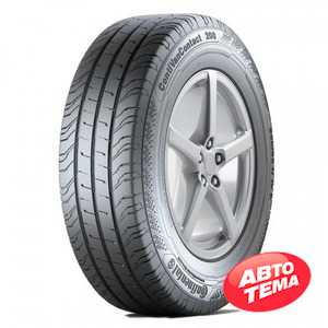 Купить Летняя шина CONTINENTAL ContiVanContact 200 205/65R16C 107T