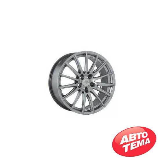 FONDMETAL 7800 Shiny Silver - Интернет магазин резины и автотоваров Autotema.ua