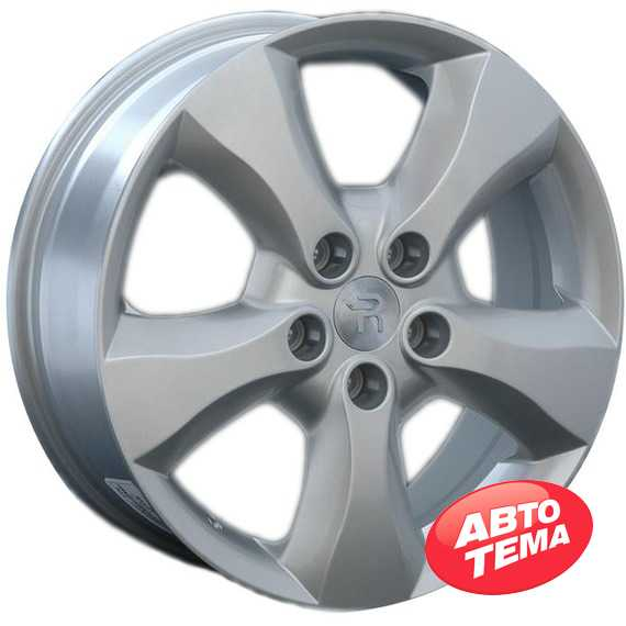 REPLICA Renault AF 8988 Silver - Интернет магазин резины и автотоваров Autotema.ua