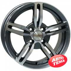 Купить RS WHEELS Wheels 195f MG R14 W6 PCD4x98 ET38 DIA58.6