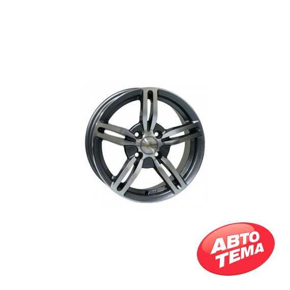 RS WHEELS Wheels 195f MG - Интернет магазин резины и автотоваров Autotema.ua