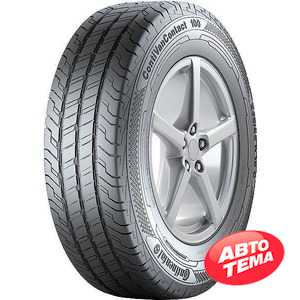 Купить Летняя шина CONTINENTAL ContiVanContact 100 215/65R16C 109/107R