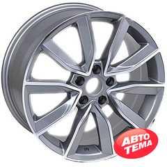 WSP Italy Audi W547 Silver - Интернет магазин резины и автотоваров Autotema.ua