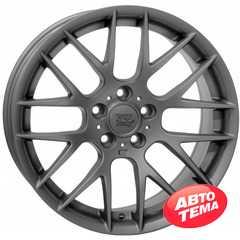 WSP Italy Basel M W675 Matt GUN Metal - Интернет магазин резины и автотоваров Autotema.ua