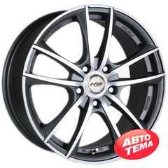 Купить RW (RACING WHEELS) H505 DDNF/P R16 W7 PCD5x112 ET40 DIA66.6