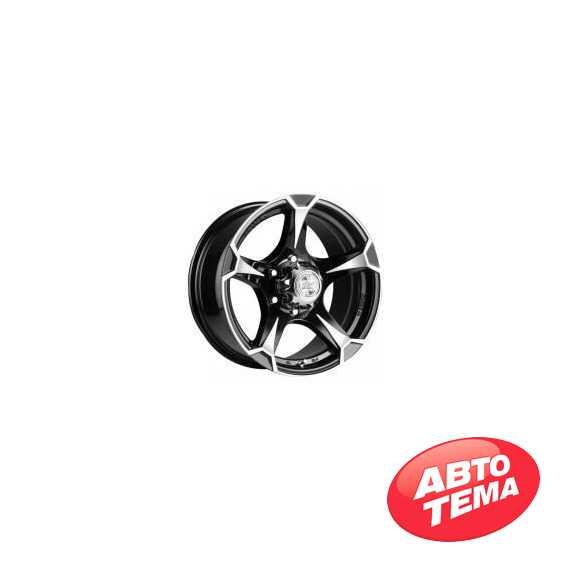 RW (RACING WHEELS) H 547 BK F/P - Интернет магазин резины и автотоваров Autotema.ua