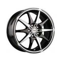 Купить RW (RACING WHEELS) H 415 BK F/P R16 W7 PCD5x114.3 ET40 DIA67.1
