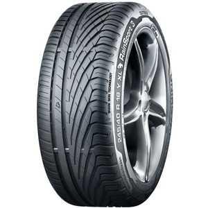 Купить Летняя шина UNIROYAL Rainsport 3 SUV 255/55R18 109Y