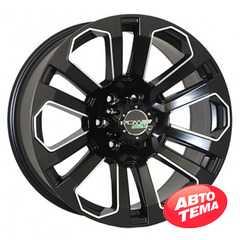 Купить ZW D 6032 MU4B R17 W8 PCD6x139.7 ET25 DIA110.1