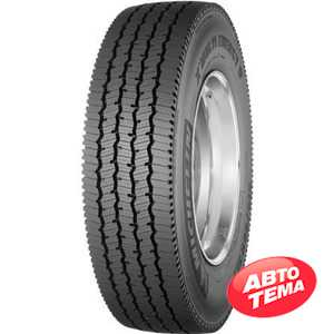 Купить MICHELIN X MULTI D 235/75(9.25) R17.5 132M
