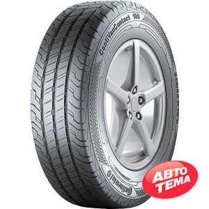 Купить Летняя шина CONTINENTAL ContiVanContact 100 225/75R16C 121/120R