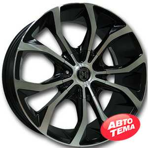Купить MARCELLO AIM 250 AM/B R18 W8.5 PCD5x112/114. ET35 DIA73.1