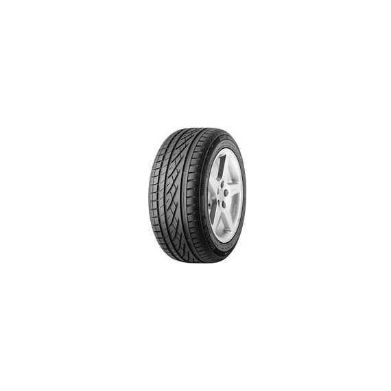 Летняя шина CONTINENTAL ContiPremiumContact Run Flat - Интернет магазин резины и автотоваров Autotema.ua