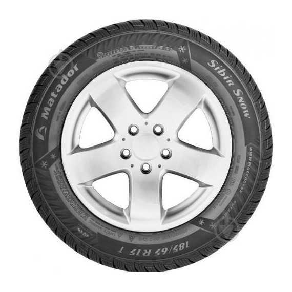 Зимняя шина MATADOR MP92 Sibir Snow SUV - Интернет магазин резины и автотоваров Autotema.ua